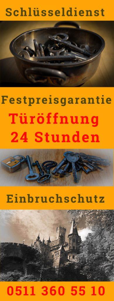 Schluesselnotdienst-Hannover-Werbung